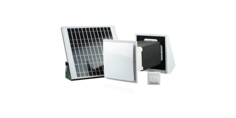 NESTIQ - Vents TwinFresh Solar